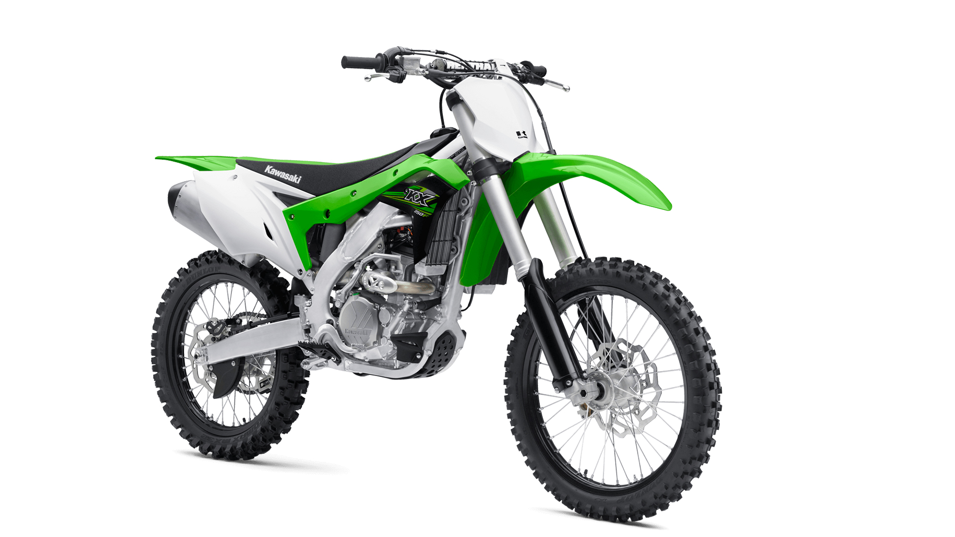 Kawasaki KX250F 2017 STD