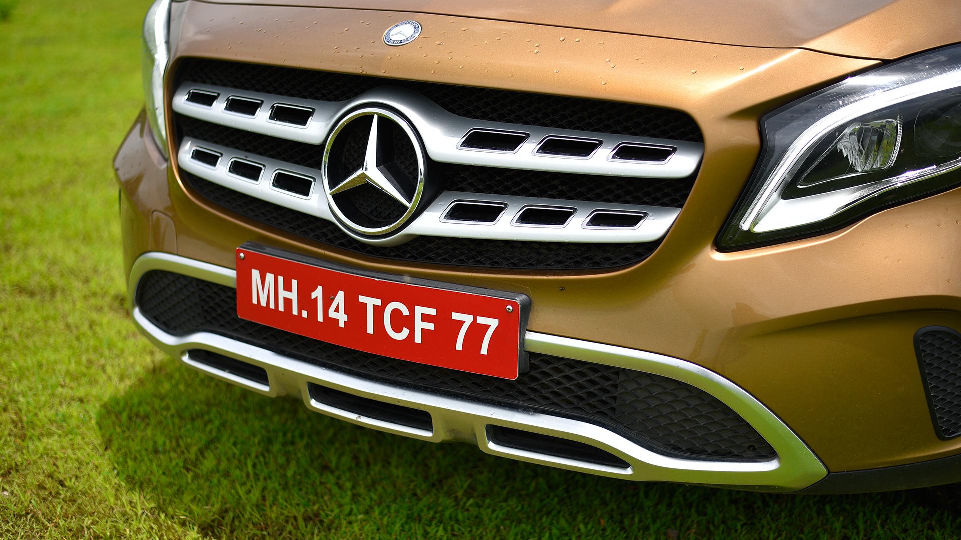 Mercedes Benz GLA 2017 220d 4Matic Exterior