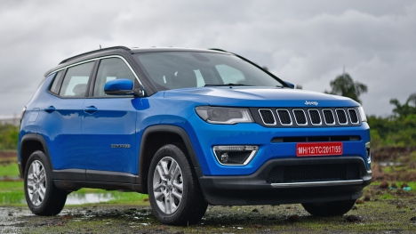 Jeep Compass 2017 Limited Diesel 4x4