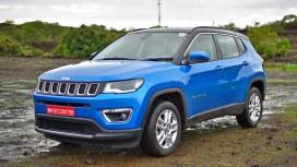 Jeep Compass 2017 Limited Diesel 4x4 Exterior