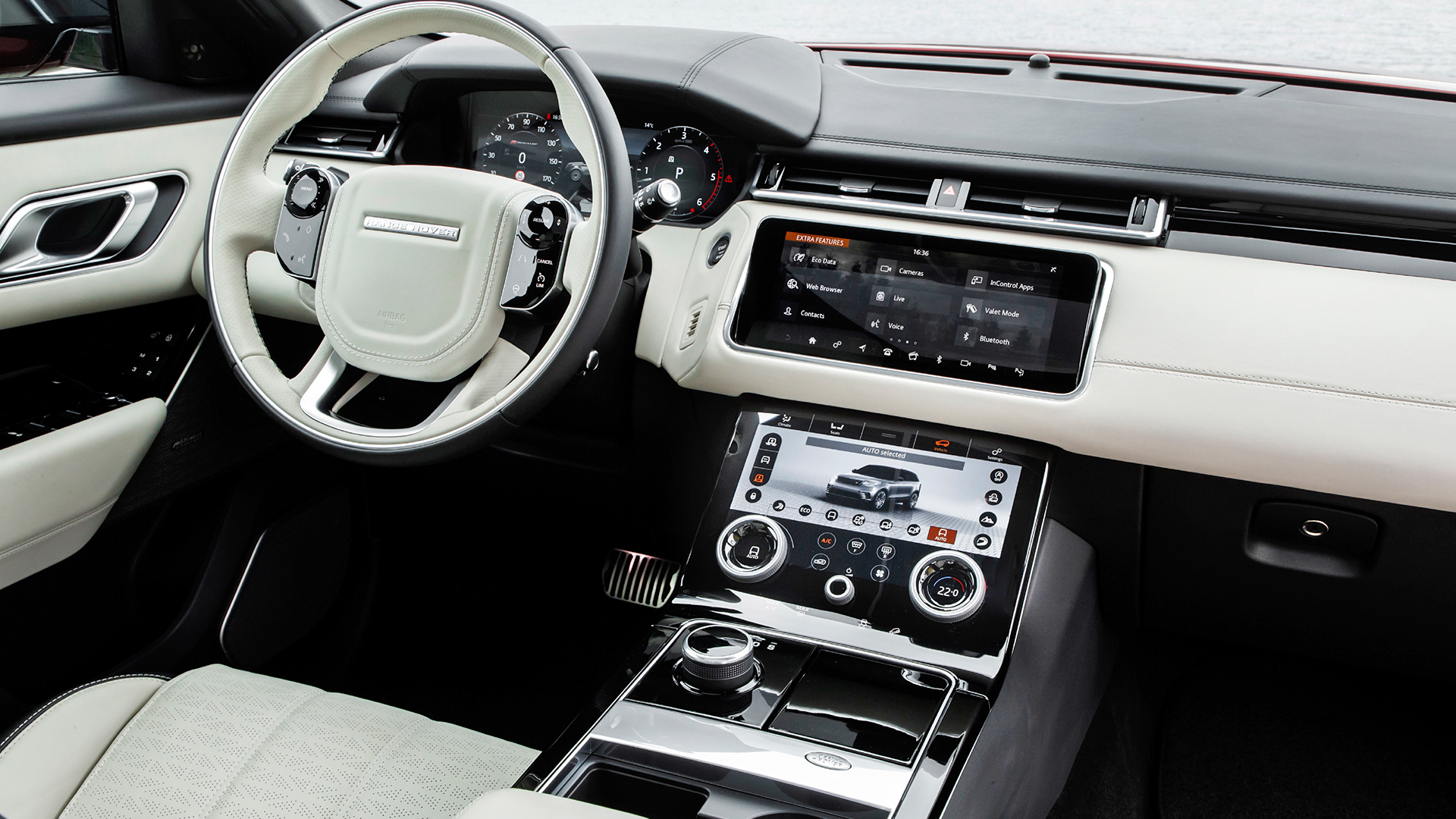 Matte White Land Rover >> Land Rover Range Rover Velar 2017 - Price, Mileage, Reviews, Specification, Gallery - Overdrive
