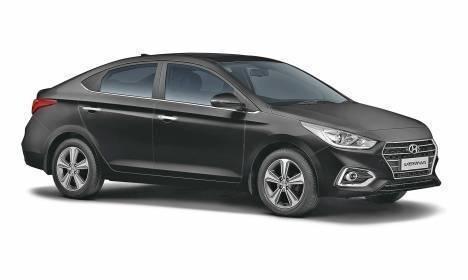 Hyundai Verna 2018 SX(O) Petrol