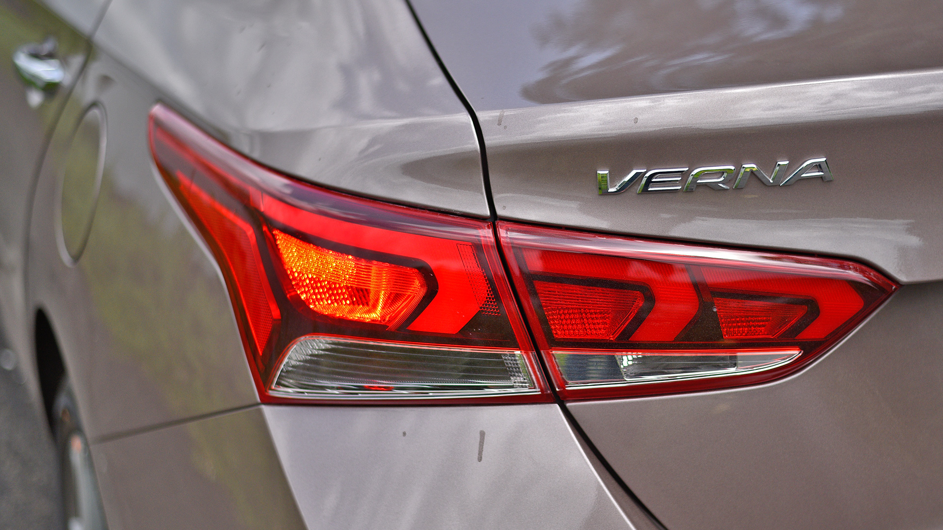 Hyundai Verna 2017 E Petrol Exterior