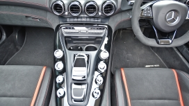 Mercedes Benz AMG GT 2017 Roadster Interior
