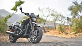 Harley-Davidson Street 750 2016 Std