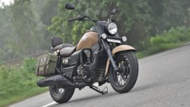 UM Motorcycles Renegade 2018