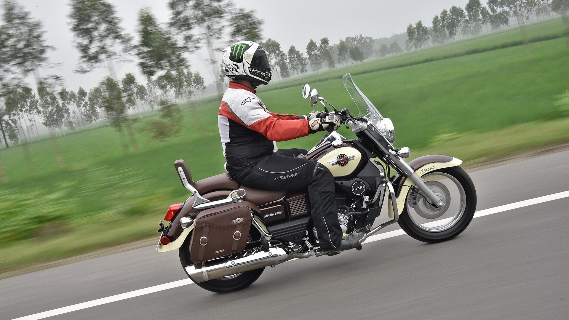 UM Motorcycles Renegade 2017 Classic