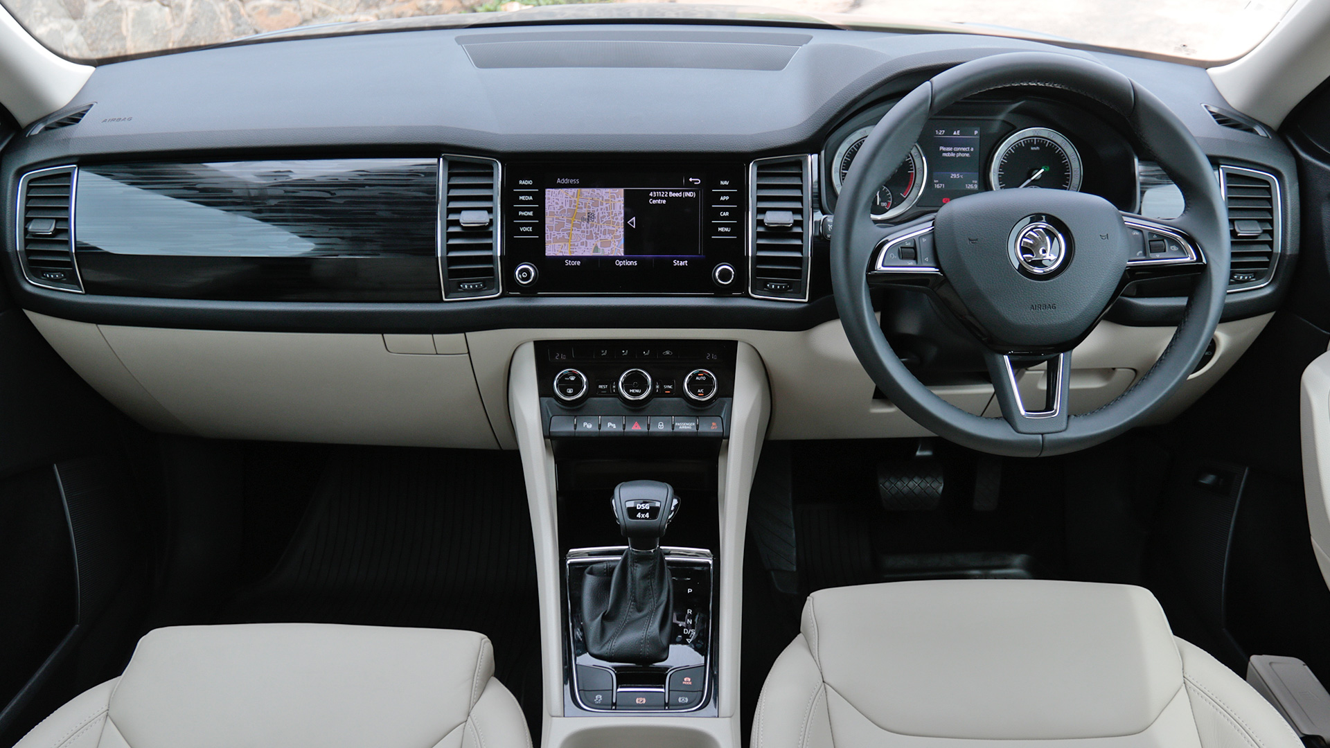 Skoda Kodiaq 2017 Price Mileage Reviews Specification Gallery Overdrive