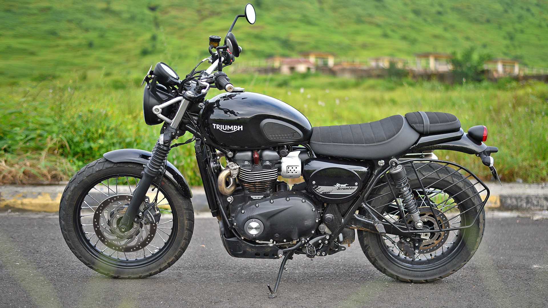 Triumph Street Scrambler 2017 Price Mileage Reviews