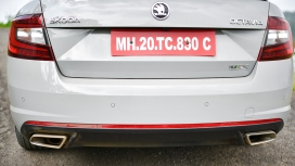Skoda Octavia 2017 vRS 230 Exterior