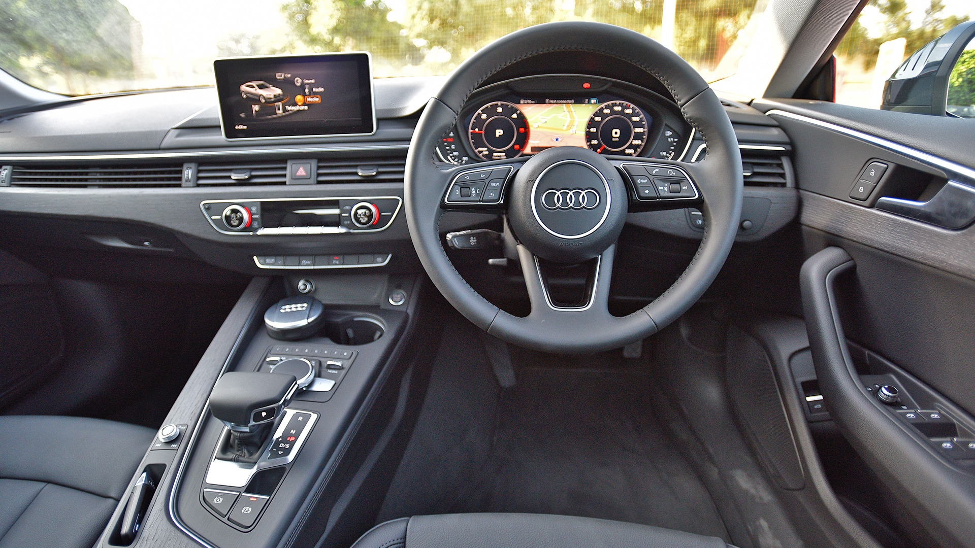 audi a5 sportback 2017 tfsi prestige interior car photos. Black Bedroom Furniture Sets. Home Design Ideas
