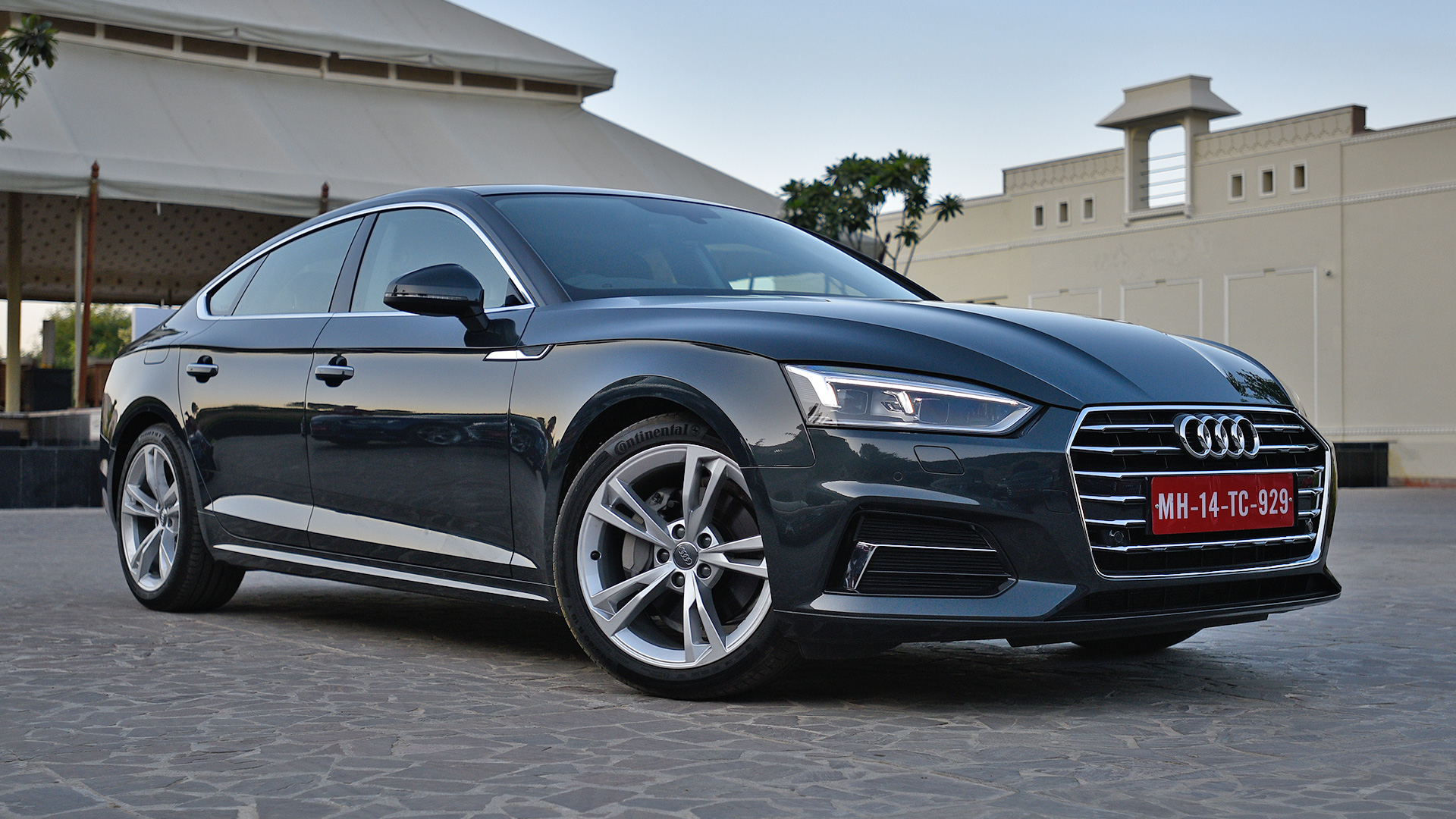 Audi A5 Sportback 2017 Price Mileage Reviews Specification