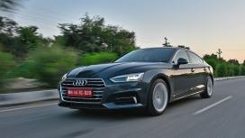 Audi A5 sportback 2017 TFSI Prestige Exterior
