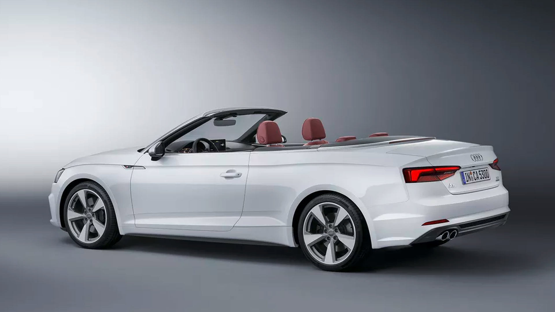 audi a5 cabriolet 2017 price mileage reviews specification gallery overdrive. Black Bedroom Furniture Sets. Home Design Ideas