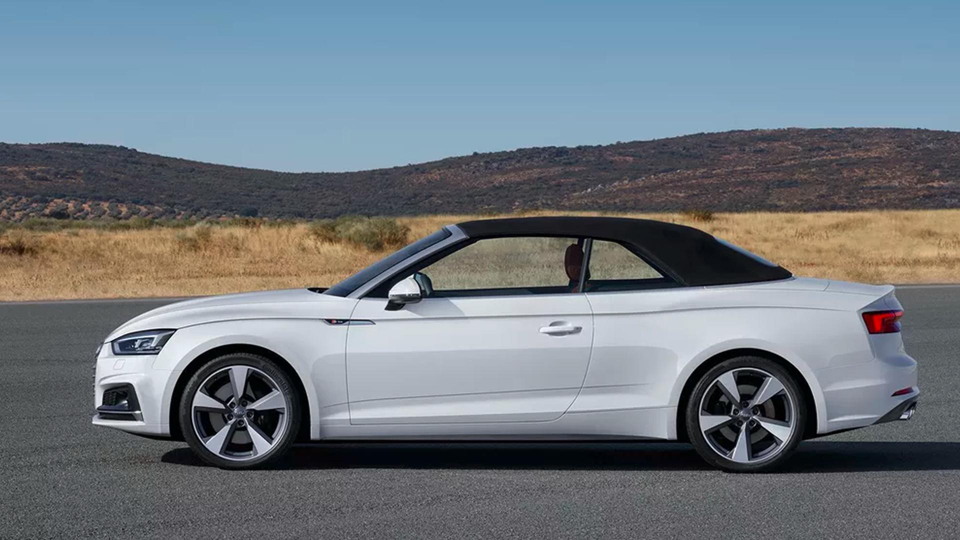 Audi A5 Cabriolet 2017 STD Exterior