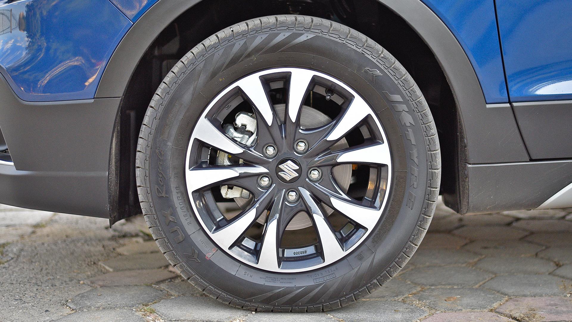 Maruti Suzuki Scross 2017 Diesel Std 320 Exterior