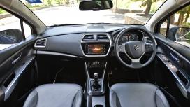 Maruti Suzuki Scross 2017 Diesel Std 320 Interior