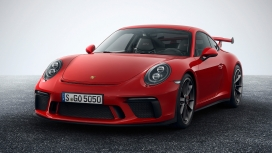 Porsche 911 2017 GT3 Exterior