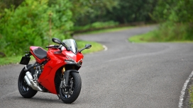 Ducati 939 Supersport 2017 S