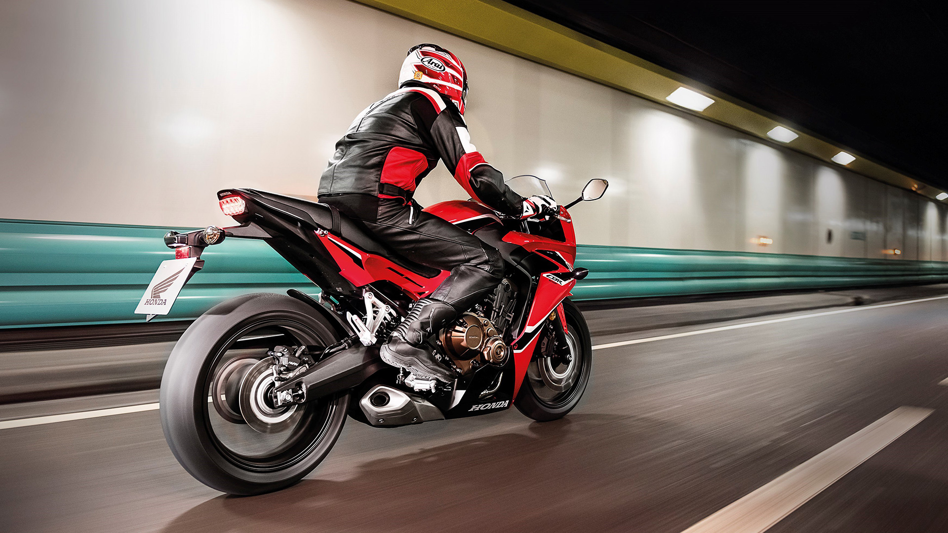 Honda CBR650F 2017 - Price, Mileage, Reviews, Specification, Gallery - Overdrive