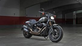 Harley Davidson Fat Bob 2018 107