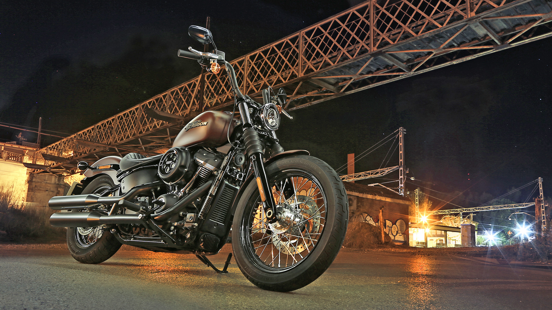 2018 Harley Davidson Street Bob >> Harley-Davidson Street Bob 2018 107 - Price, Mileage, Reviews, Specification, Gallery - Overdrive