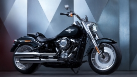 Harley-Davidson Fat Boy 2018 107