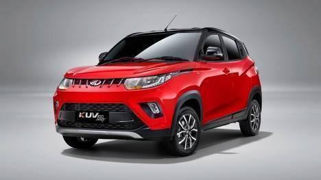 Mahindra KUV 100 NXT