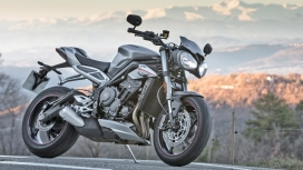 Triumph Street Triple 2017 RS