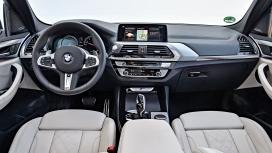 BMW X3 2018 M40i Interior