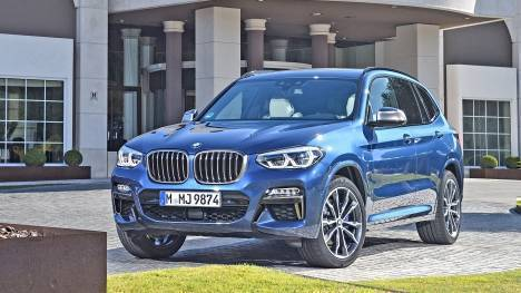 BMW X3 2017 xDrive30d M Sport