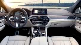BMW 6 Series 2018 640i GT Interior
