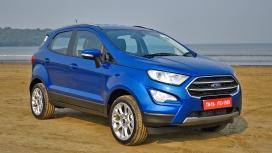 Ford Ecosport 2018 1.5 Diesel Platinum Exterior