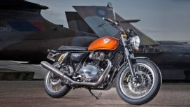 Royal Enfield Interceptor 2018