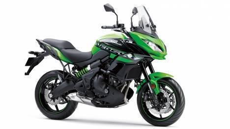 Kawasaki Versys 650 2018 STD