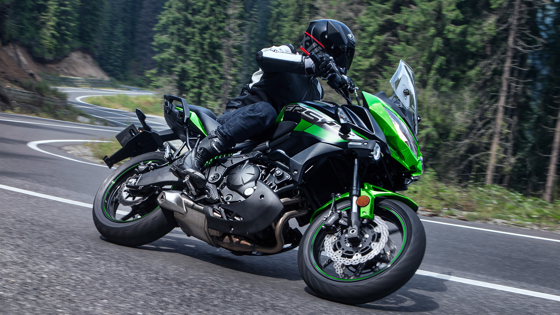 Kawasaki Versys 650 2017 >> Kawasaki Versys 650 2018 - Price, Mileage, Reviews, Specification, Gallery - Overdrive