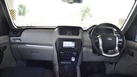 Mahindra Scorpio 2018 S5 Interior
