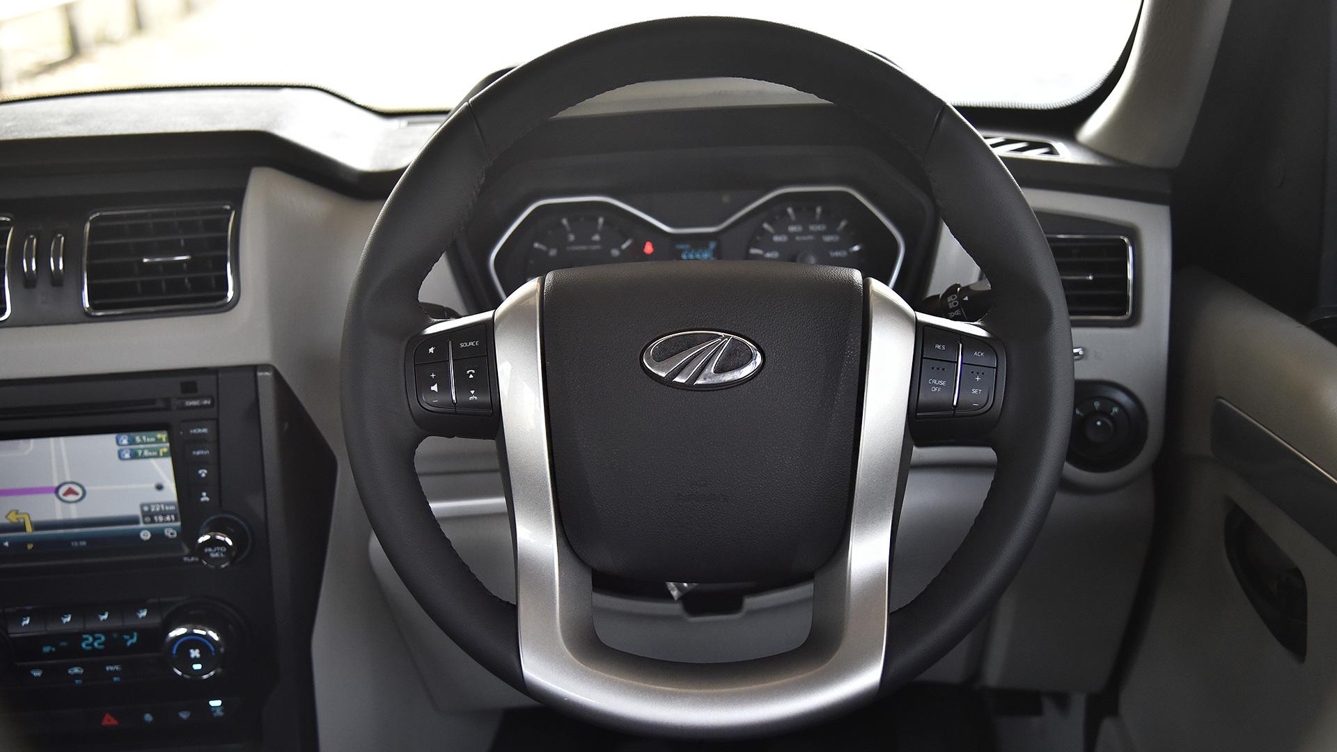 Mahindra Scorpio 2018 S5 Interior Car Photos Overdrive