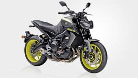Yamaha MT-09 2017 STD