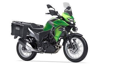 Kawasaki Versys-x 300 2017 STD