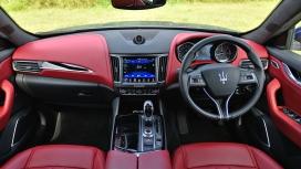 Maserati Lavante 2017 Diesel Std Interior