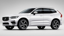 Volvo XC60 2017 Inscription D5 Exterior