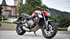 Honda CB650F 2017 STD