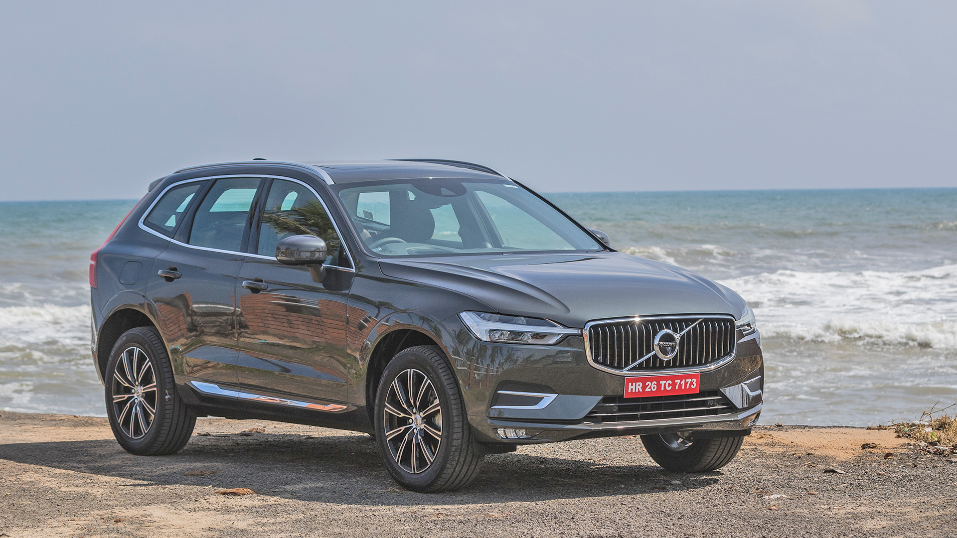 reviews volvo test driving drive first road suv