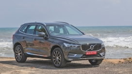 Volvo XC60 2018 Inscription D5 Exterior