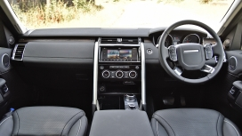 Land Rover Discovery 2017 Diesel First Edition Interior