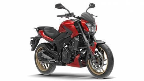 Bajaj Dominar 400 2017 STD