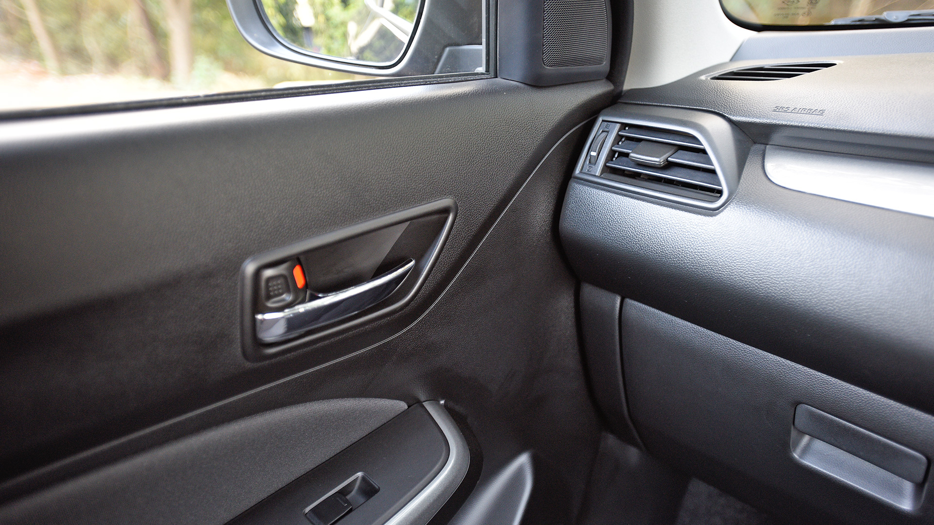 Maruti Suzuki Swift 2018 Zdi Interior Car Photos Overdrive