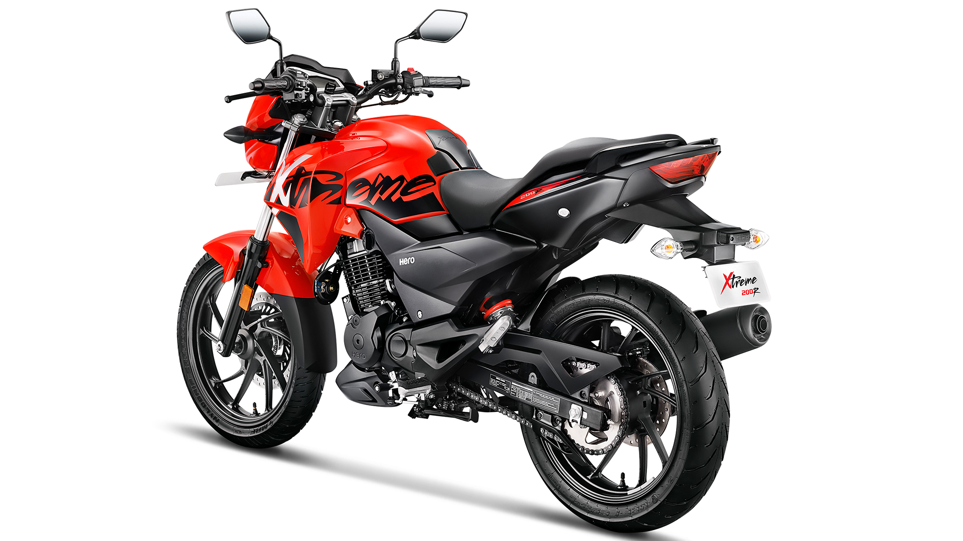 Hero Xtreme 200r 2018 Abs Bike Photos Overdrive