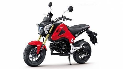 Honda msx125 grom 2018 price mileage reviews for 2018 honda grom top speed